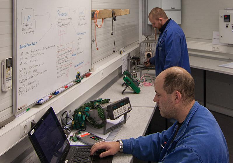 Labor Messtechnik Kalibrierlabor