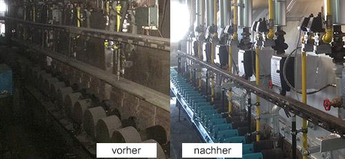 Modernisierung von Thermoprozessanlagen
